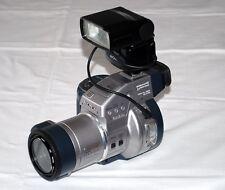 Fotocamera Digitale Sony Mavica MVC-CD1000 Flash esterno Sony HVL-F1000 incluso