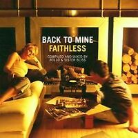 Back to Mine von Faithless | CD | Zustand gut