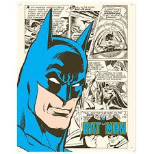 BATMAN Large Tin Wall Sign Bedroom Man Cave Bar Shed Christmas Birthday Gift