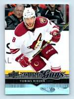 2014-15 Upper Deck Young Guns Tobias Rieder RC #455