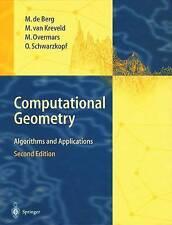 Computational Geometry: Algorithms and Applications by Otfried Schwarzkopf, Mar…