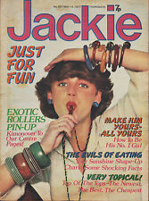 Jackie Magazine 14 May 1977 No.697     Bay City Rollers     Queen