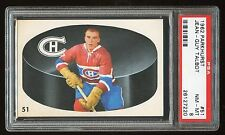 1962 Parkhurst #51 Jean-Guy Talbot *Canadiens* PSA 8 NM-MT #26127220