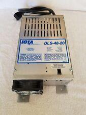 IOTA DLS-48-20-120V BATTERY CHARGER AC/DC POWER CONVERTER 48V DC 20A AMPS