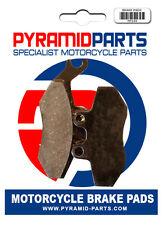 Front brake pads for Yamaha XT125 X 2007