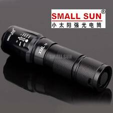 SMALL SUN ZY-T18 2200lumens Zoomable CREE XM-L T6 LED Police Flashlight Torch US