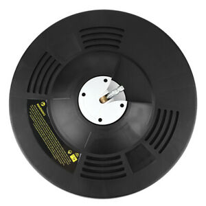 Professional Pressure Washer Disc Pad 15 '' Cleaner Accessories Cleaning