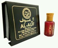 AMBER OUDH Perfume Oil Concentrated Attar Fragrance by AL-AUF- 12 ML Free ship.