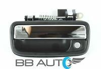 NEW LH DRIVER SIDE FRONT EXTERIOR DOOR HANDLE CHROME FOR 1995-2004 TOYOTA TACOMA