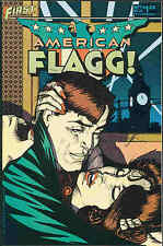 American Flagg! # 24 (Howard Chaykin, Alan Moore) (USA, 1985)