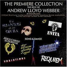 Andrew Lloyd Webber Premiere Collection Best Of CD Evita/Phantom Of The Opera+