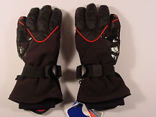 New Reusch Ski Board Gloves Junior Size Small (5) Alert Event #2692377 Black&Red