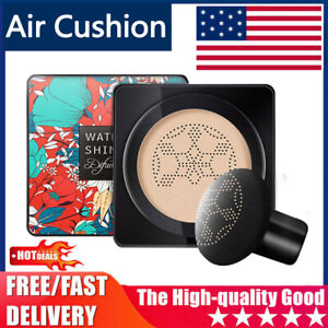 US Mushroom Head Air Cushion BB CC Cream Concealer Foundation Stick Moisturizing