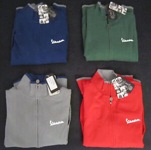 Herren Sweatjacke VESPA Jacke GTS PX 50N Sweatshirt Pulli Pullover Shirt T-shirt
