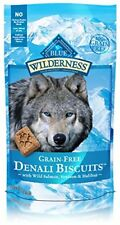 Wilderness Blue Buffalo Denali Dinner Dog Biscuits 8 oz