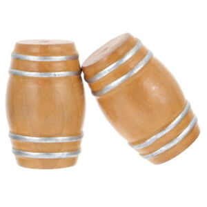 2pcs Drink Accessories Photo Props Bucket for Home