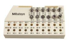 Mitutoyo 126 800 6pc Screw Thread Micrometer Anvilspindle Tip Set