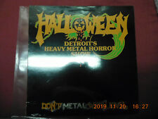 Halloween-Don't metal with evil 1985 1st press LP MA1031 SEALED Motor City Metal