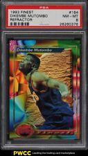 1993 Finest Refractor Dikembe Mutombo #164 PSA 8 NM-MT