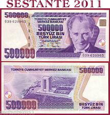 TURKEY TURCHIA, 500000 500.000 LIRA L. 1970 (1993) Sign. 3 -  P 208  - FDS / UNC