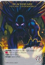 BLACKHEART Upper Deck Marvel Legendary VILLAIN UNDERWORLD