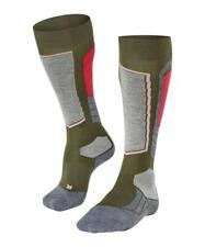 Falke SK2 Womens Ski Socks Thyme