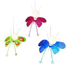 Lampe Hängelampe Schmetterling Kinderzimmer lampe 14W Leuchtmittel Tiermuster