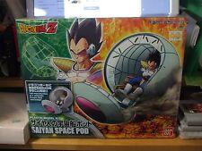 Dragon Ball Z Saiyan Space Pod  Figure Rise Mechanics Plastic Model