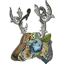 Miho Mini Deer Head - Prodigy - Unique Gift for Women/Men - Wall Hanging - Xmas