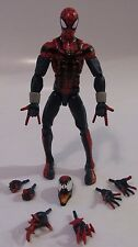 "Marvel Legends Series: SPIDERMAN (BEN REILLY) 6"" Loose Action Figure NO BAF"