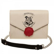Harry Potter Letter to Hogwarts Sidekick Clutch Wallet Handbag Purse