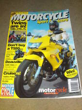 MOTORCYCLE SPORT & LEISURE - T595 - May 1998