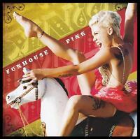 PINK - FUNHOUSE CD Album w/BONUS Track! ~ P!NK *NEW*