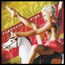 PINK - FUNHOUSE CD Album w/BONUS Track! ~ P!NK *NEW*