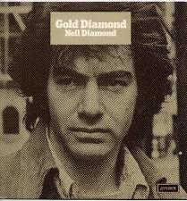 NEIL DIAMOND ~ GOLD DIAMOND ~ 1972 UK 12-TRACK VINYL LP RECORD [Ref.1]