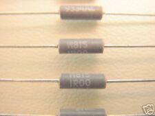 Resistor, RWR81S1R00FR, 1.0 Ohm, 1W, 1%, (15 ea)