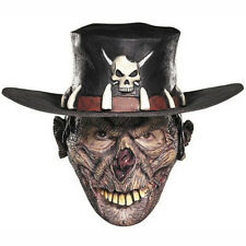 Outback Zombie Overhead Adult Costume Mask Disguise 10420