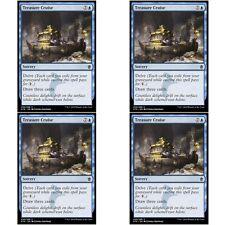 4x TREASURE CRUISE Khans of Tarkir MTG Blue Sorcery Com