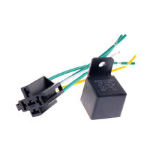 5Pin 12VDC 80A Truck Boat Car SPDT Auto Power Relay with Socket Switch JD2912-1Z