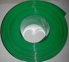 "64mm (2.52"") PVC Heat Shrink Wrap For Battery Packs  10 foot roll - US Seller"