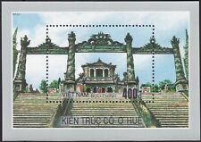 VIETNAM Bloc N°50** Bf HUE Architecture, 1990 Vietnam 2067 MNH