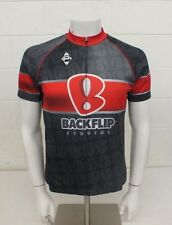 Panache Backflip Studios Full-Zip Cycling Bike Jersey Men's XL Fast Shipping
