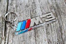 BMW M3 POWER Keychain Motorsport Msport Llavero porta-chaves Schlüsselanhänger