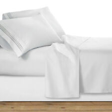 Set of 4 King Bed Sheets - Luxury Bed Sheets Set With Deep Pocket & Wrinkle Free