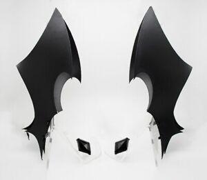 Seraph Of The End Owari no Seraph Krul Tepes Bat Wings Headdress Cosplay Prop