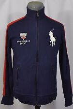 Ralph Lauren Polo Great Britain 1934 Winter Event Full Zip Sweater S RL 92 93