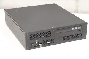RF Technologies 0910-0167 OEM-A3222-BK w/ Intel Core 2 2GB Motherboard *No HDD*