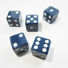 NEW Dead of Winter Long Night - 5 Genuine Action Dice Die Game Replacement Parts