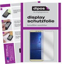 2x Cubot X18 Schutzfolie klar Displayschutzfolie Folie Display Schutz Dipos