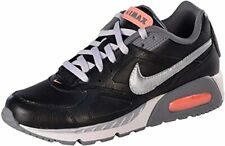 WOMEN'S NIKE AIRMAX IVO LTR BLACK SILVER TRAINERS 579770-002